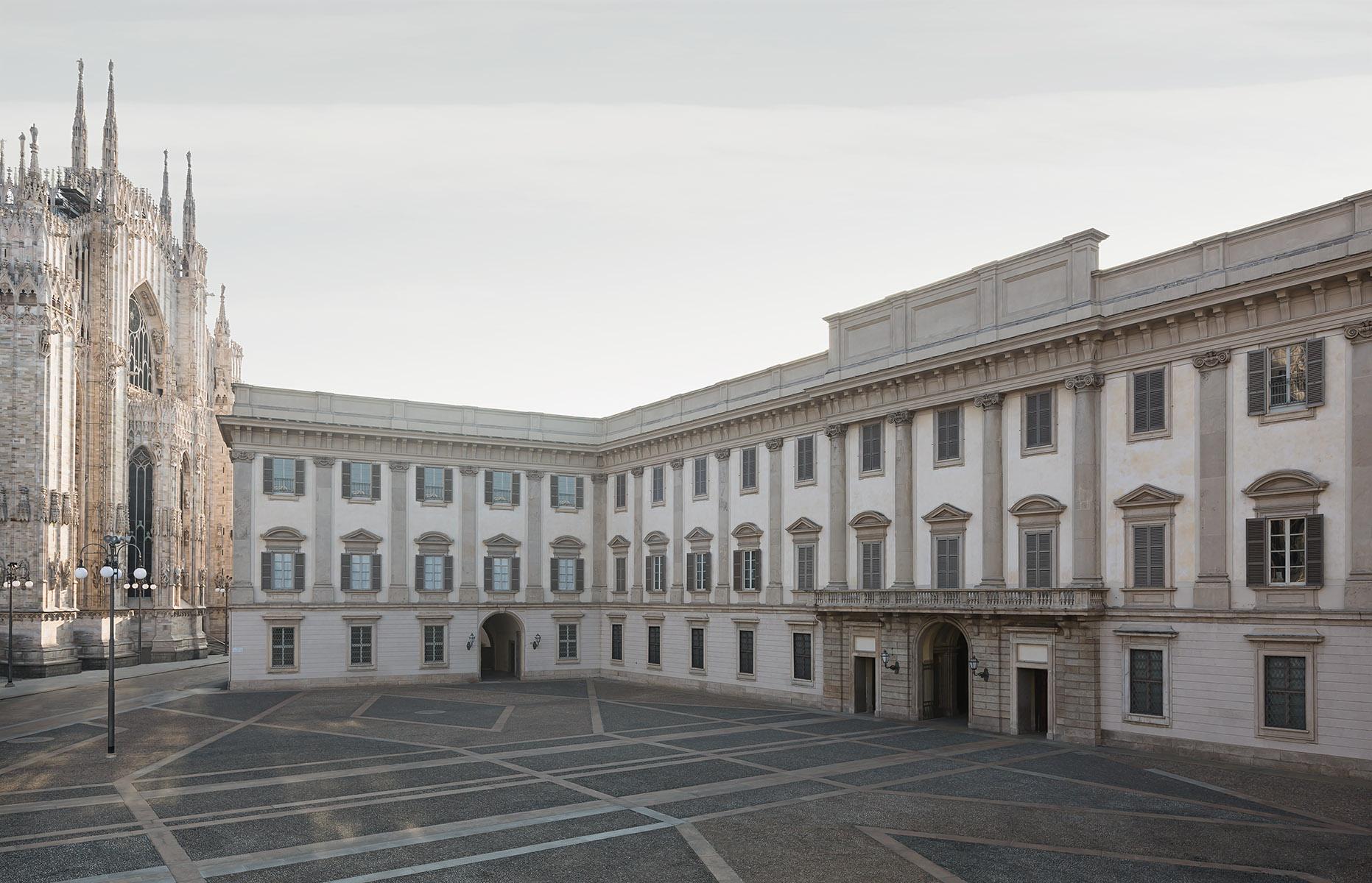 Piazza Del Calendario 3 Milano.Homepage Palazzo Reale Milano